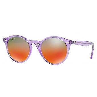 レイバン光沢のある紫のサングラス RB2180-6280A8-51
