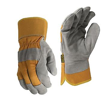 Stanley Mens Winter Leather Rigger Glove