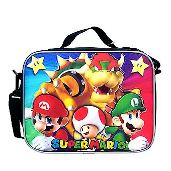 Lunch Bag - Super Mario Bros - Super Bowser New NN43771