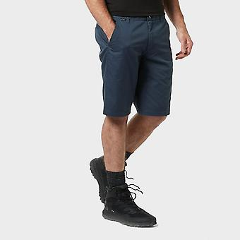 Nye Fox menns Essex casual shorts blå