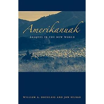 Amerikanuak - Basques in the New World - 9780874176254 Book