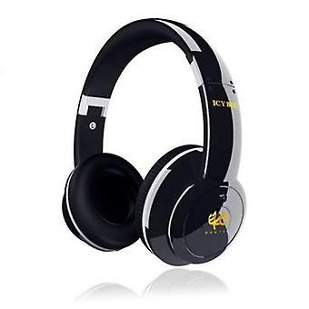 ICY BOX Big City Vibes IB-HPH2 Headphones 3.5 mm Jack (Black)
