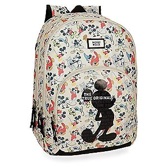 Mickey True Original Backpack - 44 cm Double Compartment
