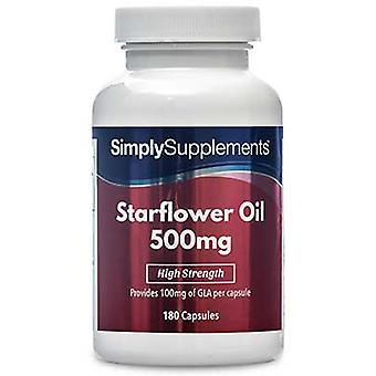 Starflower-Öl - 500mg