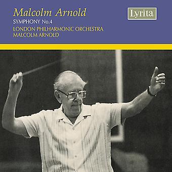 M. Arnold - Arnold: Symphony 4 [CD] USA import