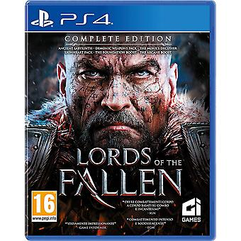 Lords of fallna Complete Edition PS4 spelet