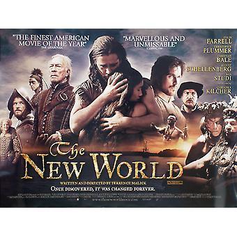 Uusi World Original Cinema-juliste