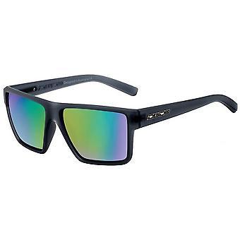 Dirty Dog Noise Sunglasses - Black/Green