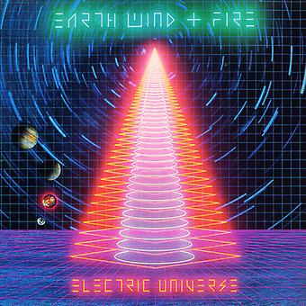 Earth Wind & Fire - Electric Universe [CD] USA import
