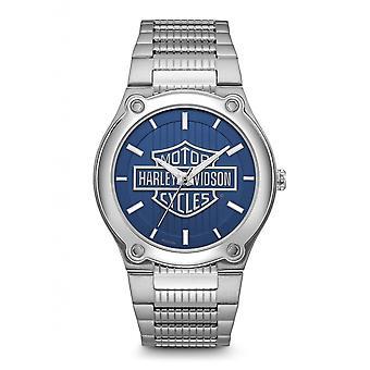 Harley Davidson 76A159 Men's Bracelet Wristwatch