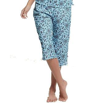 エディス クロップ パジャマ パンツ