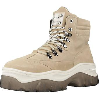 Bronx Shoes Booties Bronx Jaxstar Color Cappuccino