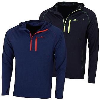 Ronhill mens momentum Workout hoodie