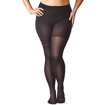 Falke Beauty Plus 50 Denier Tights - Anthracite Grey