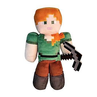 Minecraft, täytetyt eläimet/pehmo lelut-Alex