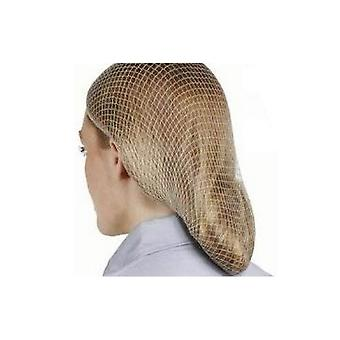 HY Womens/Ladies Heavy Hair Nets (Pack of 2)