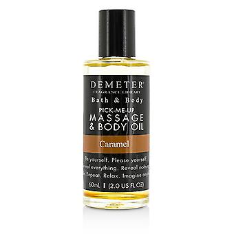 Demeter Caramel Massage & Body Oil 60ml/2oz
