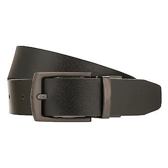 Lloyd men ' s bälten bälte mäns bälte läderbälte backning bälte Svart/brun 8433