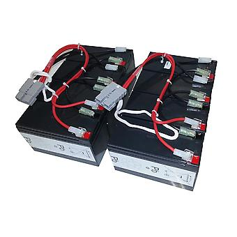 Replacement UPS Battery Compatible With APC SLA12