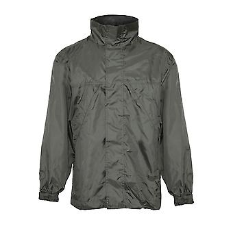 Mens Campion Typhoon Tara Estate Îmbrăcăminte Pack Away Impermeabil Coat