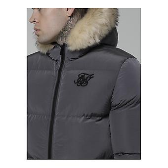 Sik Silk Distance Grey Jacket