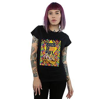 DC Comics Women's Birds Of Prey Poster Art T-Shirt