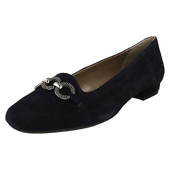 Ladies Van Dal Slip On Loafers Natick