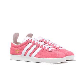 Adidas Originals Gazelle VIntage Pink Suede Trainers