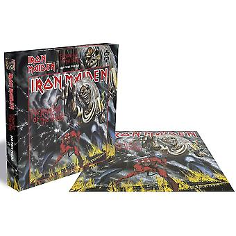 Iron Maiden Number of the Beast Puzzle 500 pc jigsaw puzzle 410mm x 410mm (ze)
