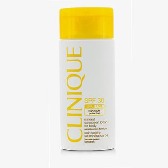 Mineral Sunscreen Lotion Für Körper SPF 30 - Sensitive Skin Formula 125ml/4oz