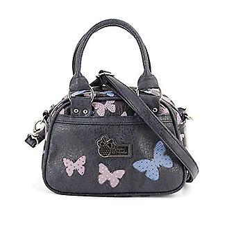Karactermania Minnie Mouse Blufy-bolso Bowling Fashion Bag Messenger 22 cm Blue (Blufy)