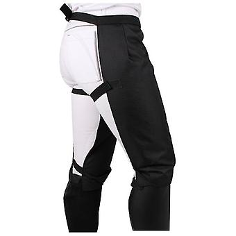 QHP Legs Protection Waterproof Black (Horses , Rider equipment , Clothes , Waterproofs)