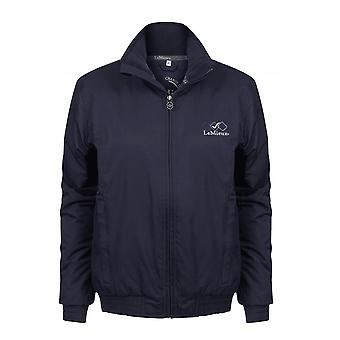LeMieux Lemieux Team Lemieux Waterproof Jacket - Navy Blue