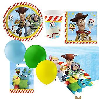 Thema Toy Story 4 Kinderfeest | Thema van de partij | Verjaardagspartij