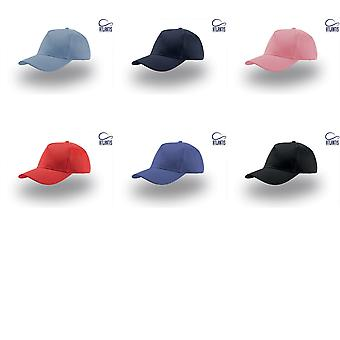 Atlantis Childrens/Kids Start 5 Cap 5 Panel (Pack of 2)