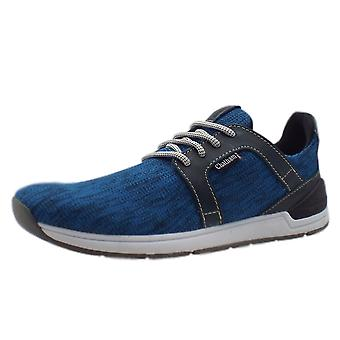 Chatham Marine Helm Men's Casual Trainers In Blue