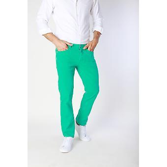 Jaggy Original Men Spring/Summer Jeans - Green Color 29667