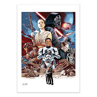 Art-Poster - Kraften vakna - Joshua Budich