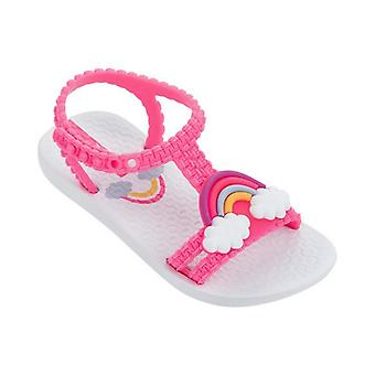 Flip Flops Rider My First Ipanema III White Pink/19-20