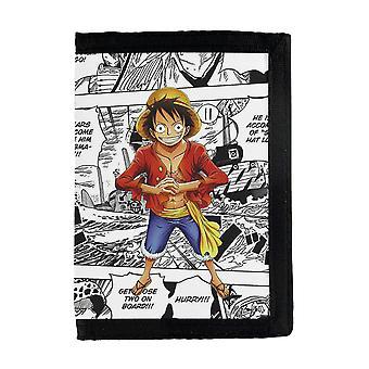 Manga ett stykke Luffy Lommebok