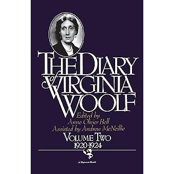 The Diary of Virginia Woolf - Volume 2 - 1920-1924 by Virginia Woolf -