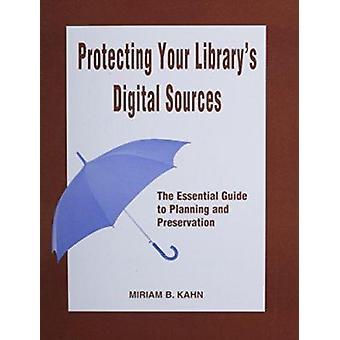 Protegendo suas fontes digitais da Biblioteca'- O Guia Essencial para Pla