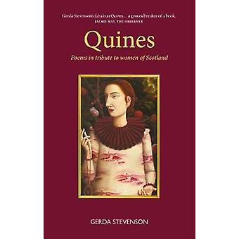 Quines - Poems in tribute to women of Scotland by Gerda Stevenson - 97