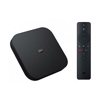 TV-soitin Xiaomi Mi TV Box 4K Quad Core 2 GB RAM 8 GB Musta