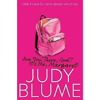 Are You There God Its Me Margaret by Judy Blume