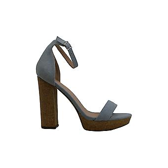 Madden Girl Womens Suzy Fabric Open Toe Casual Ankle Strap Sandals