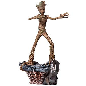 Avengers 4 Endgame Groot 1:10 Scale Statue