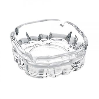 Ashtray LAV Karina Crystal (10 X 10 x 3,4 cm)