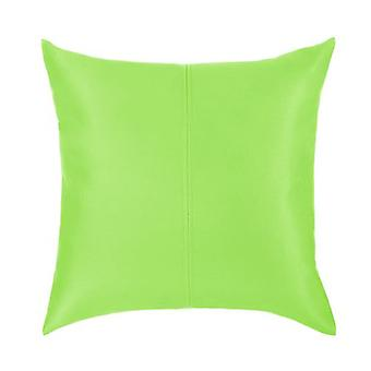 Changing Sofas Lime Green Soft Faux Leather Large 24