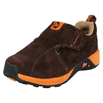 Boys Merrell Casual Shoes Jungle Moc Sport A/C